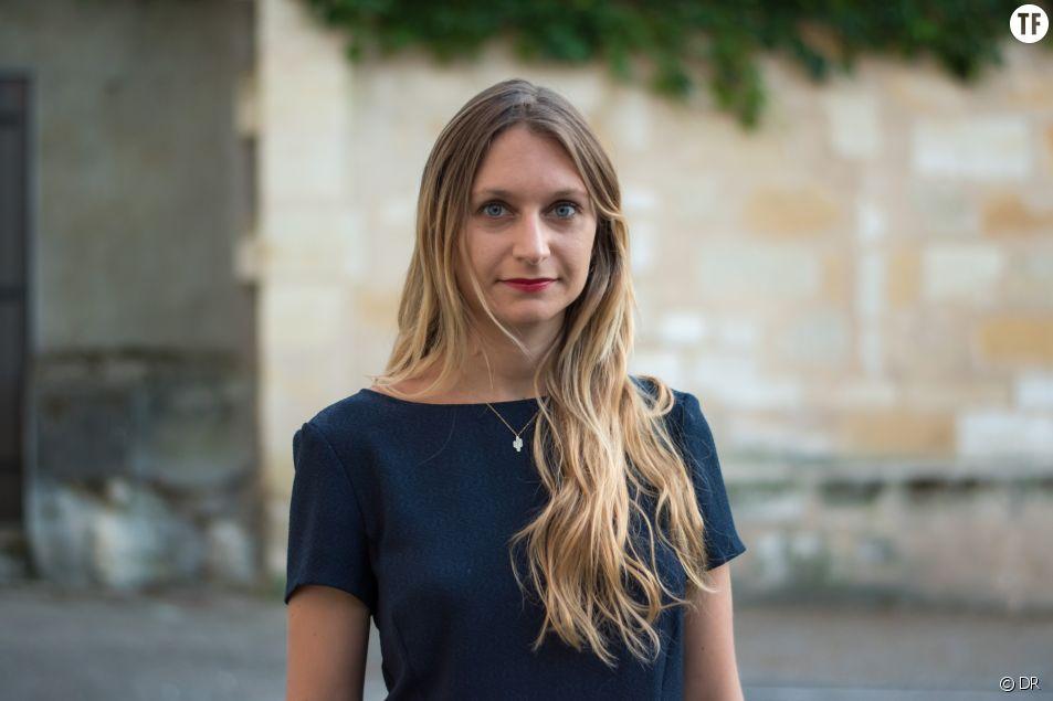 Marie Viard-Klein, fondatrice de la marque vegan Munuit sur Terre