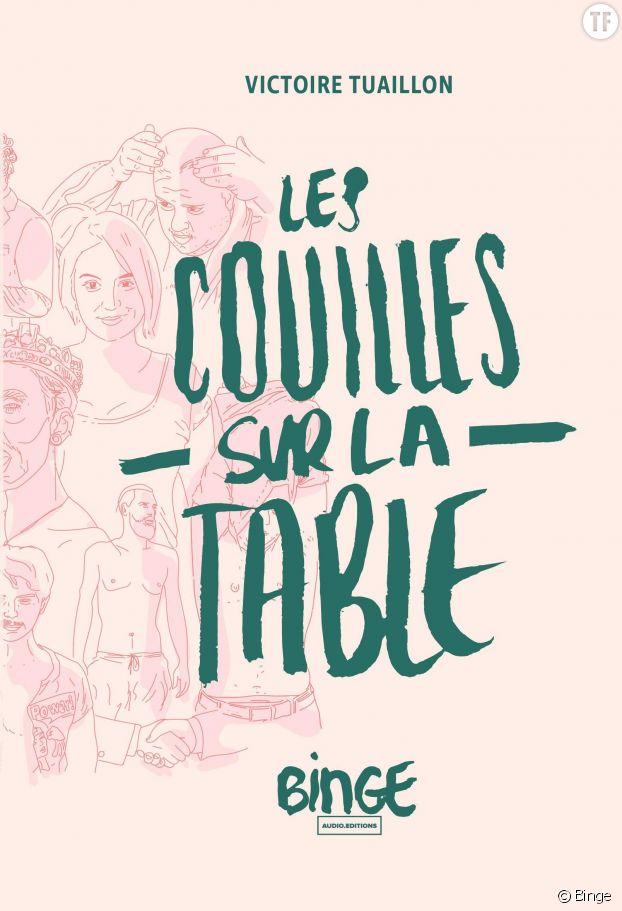 Livre Les couilles sur la table