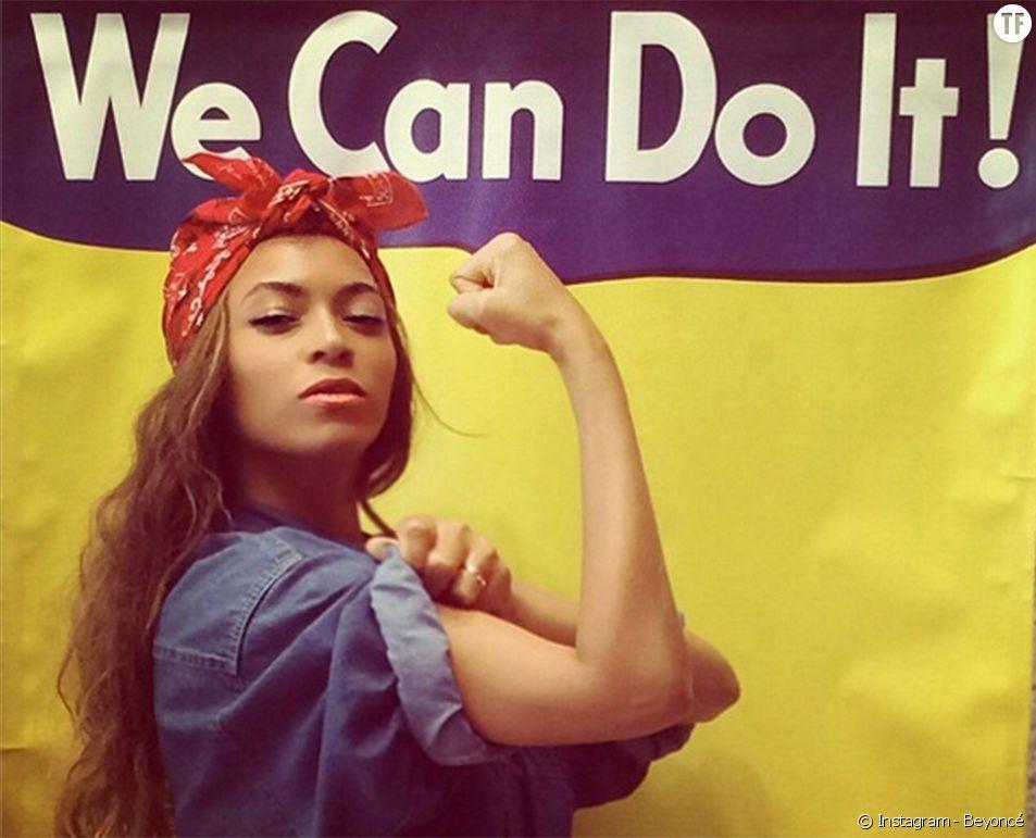 """Beyoncé, la Rosie """"pop-féministe"""" ultime ?"""