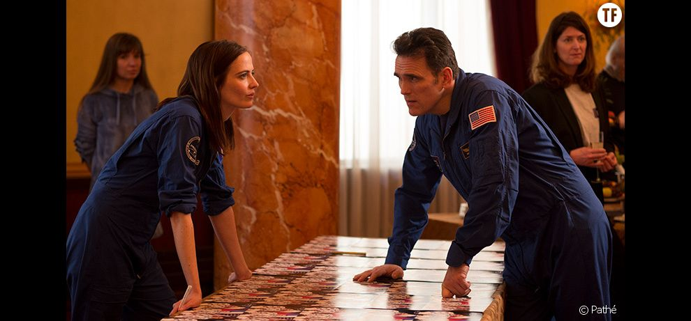 Le film Proxima avec Eva Green et Matt Dillon
