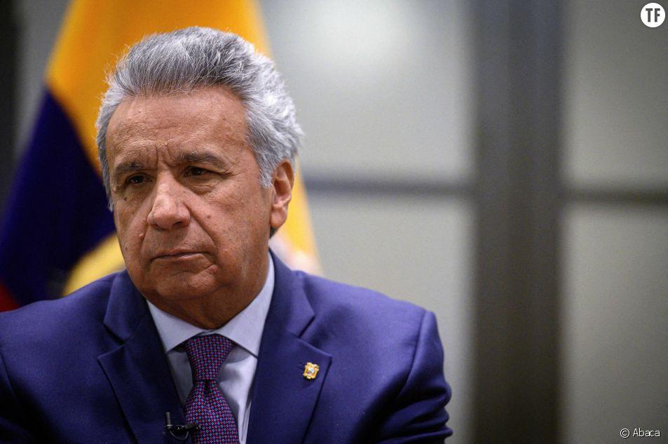 """Pour le président équatorien, les femmes ne se plaignent que quand le harceleur est """"moche"""""""