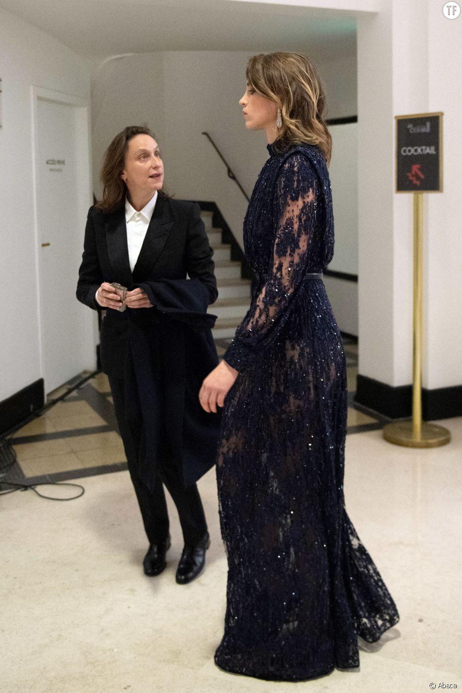 Adaèle Haenel quitte la cérémonie des César