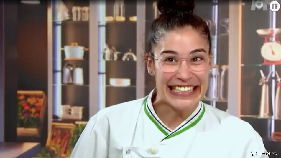 Justine candidate de Top Chef