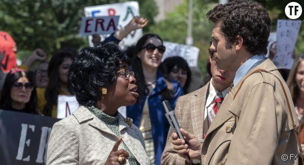 Uzo Aduba interprète la femme politique Shirley Chisholm