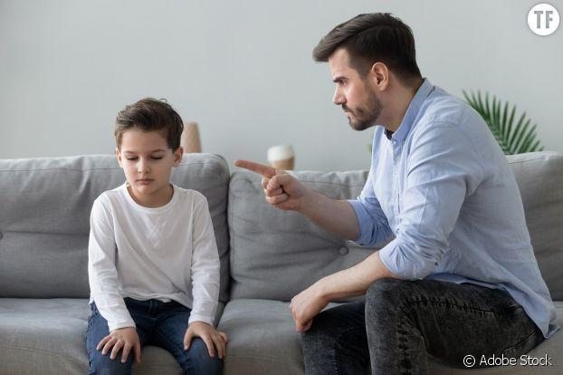 Opposer les parents : une source de tensions et d'anxiété.