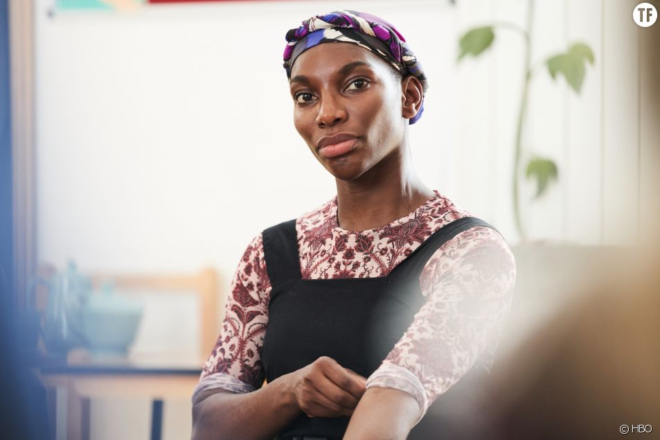 "Michaela Coel dans ""I May Destroy You"""