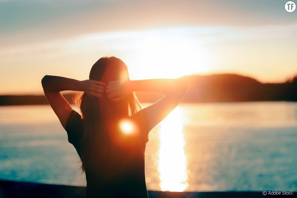 Les bienfaits du coucher de soleil