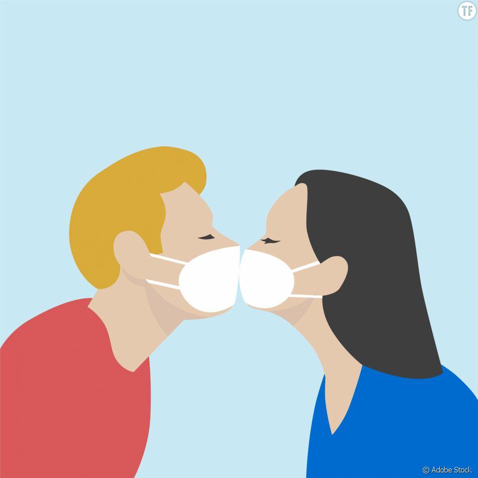 Au Canada, la responsable de la santé recommande de porter un masque pendant l'amour