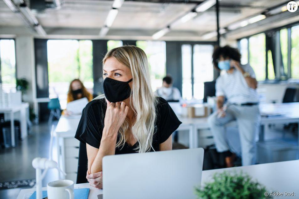 5 astuces pour mieux supporter le masque au travail
