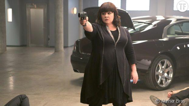 """""""Spy"""", avec Melissa McCarthy."""