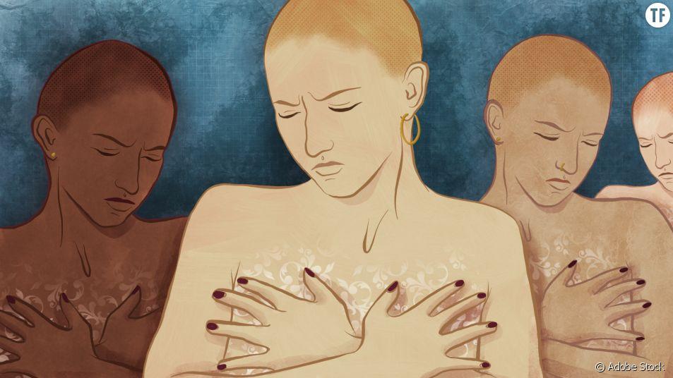 """""""J'ai eu recours à une double mastectomie préventive avant mes trente ans"""""""
