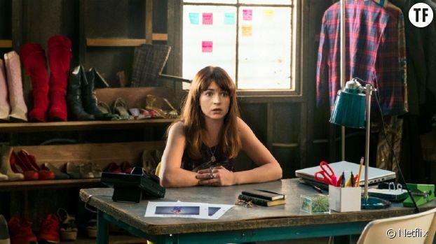 """""""Girlboss"""", la série à succès de Netflix."""