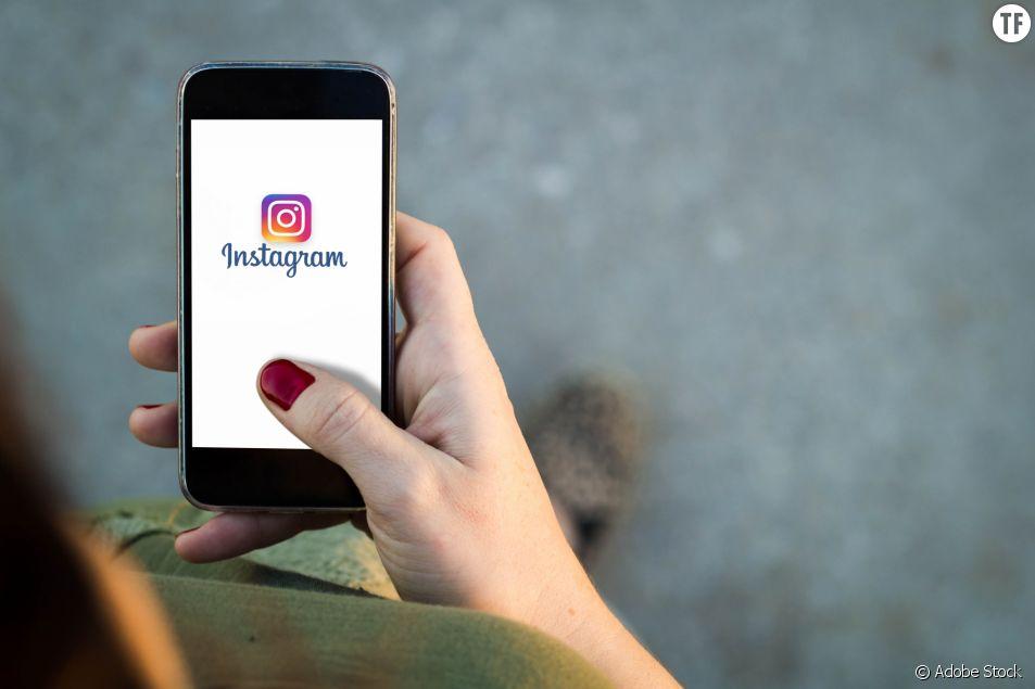 """Instagram change sa politique du """"pressage de seins"""""""