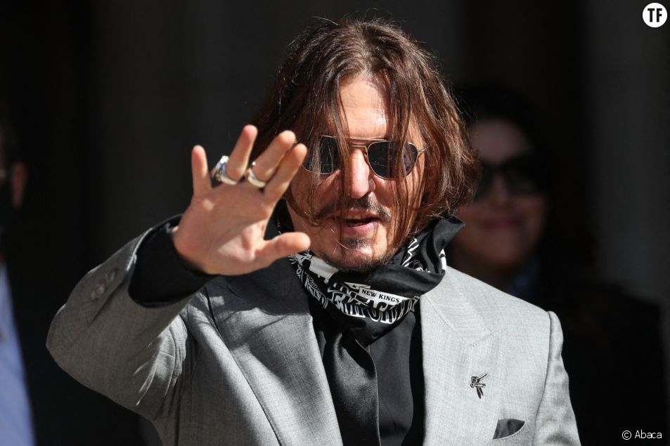 """""""Frappeur de femmes"""" : Johnny Depp perd son procès en diffamation contre """"The Sun"""""""