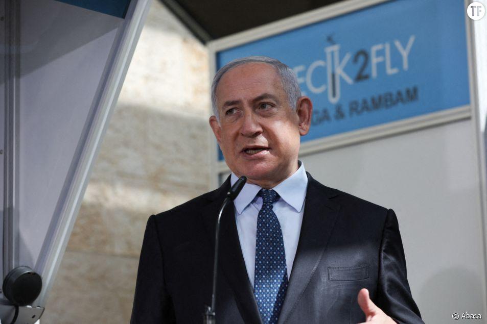La Premier ministre israélien Benjamin Netanyahu le 9 novembre 2020