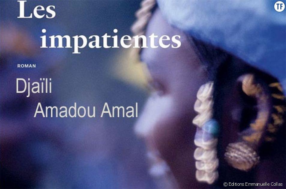 """Djaïli Amadou Amal remporte le Prix Goncourt des Lycéens avec le roman """"Les impatientes""""."""