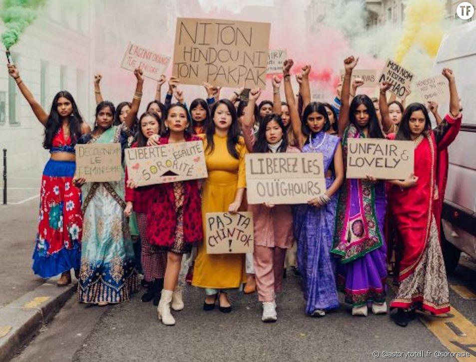 Asidentités, le projet artistique qui célèbre les femmes et minorités de genre asiatiques