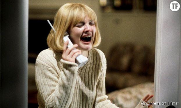 """La séquence d'ouverture brillante de """"Scream"""", le film d'horreur culte de Wes Craven."""