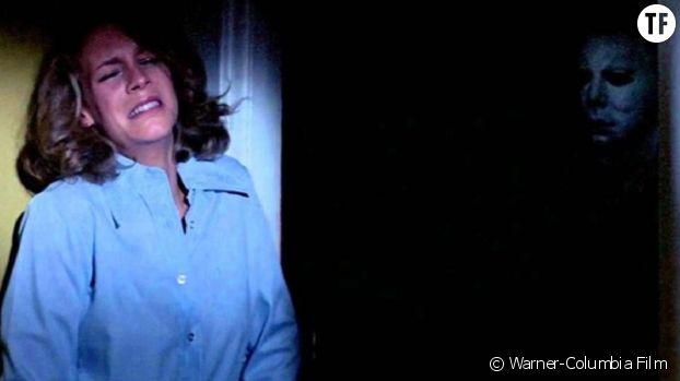 """Halloween"" de John Carpenter, et sa finale girl matricielle : Laurie Strode."