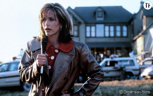 """Gale Weathers, un personnage qui gagne en profondeur au fil de la saga """"Scream""""."""