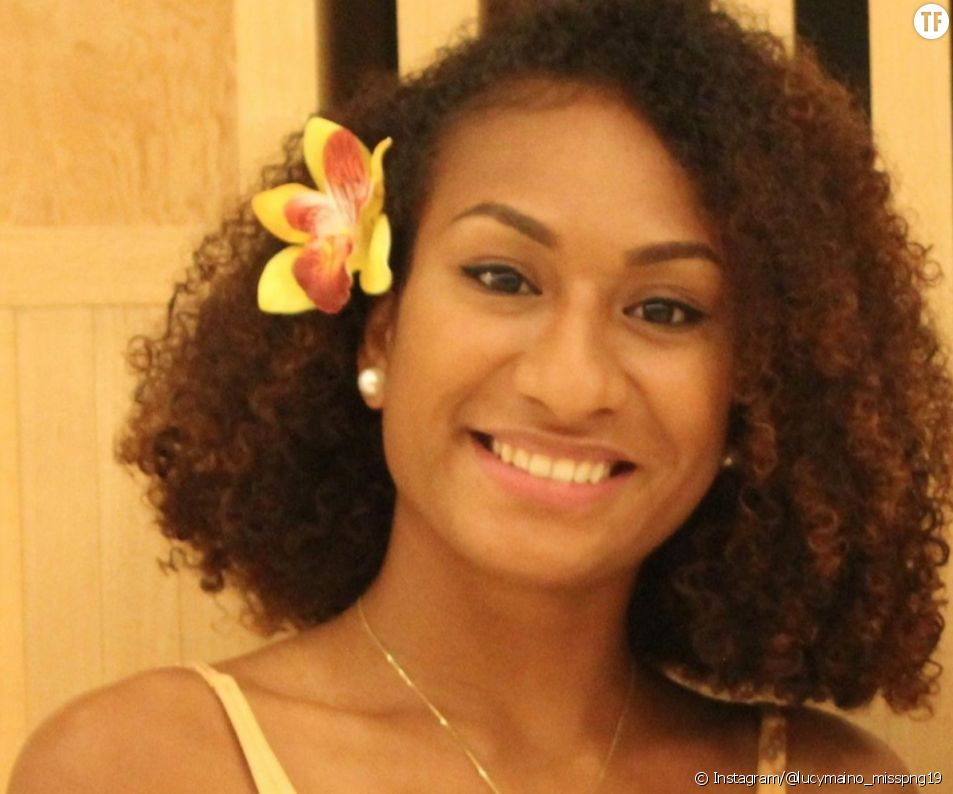 Lucy Maino, Miss Papouasie Nouvelle-Guinée, déchue pour une vidéo de twerk