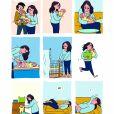 """""""La Remplaçante"""", de Sophie Adriansen et Mathou"""