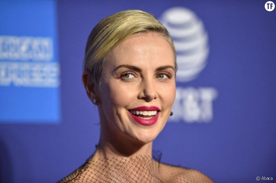 Charlize Theron au 31e Gala annuel du Festival international du film de Palm Springs le 02 janvier 2020.