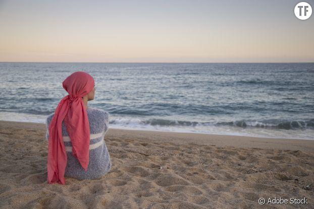 Aller à la plage après un cancer du sein