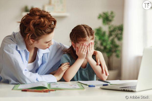 Le syndrome de l'enfant prodige, produit de parents narcissiques.