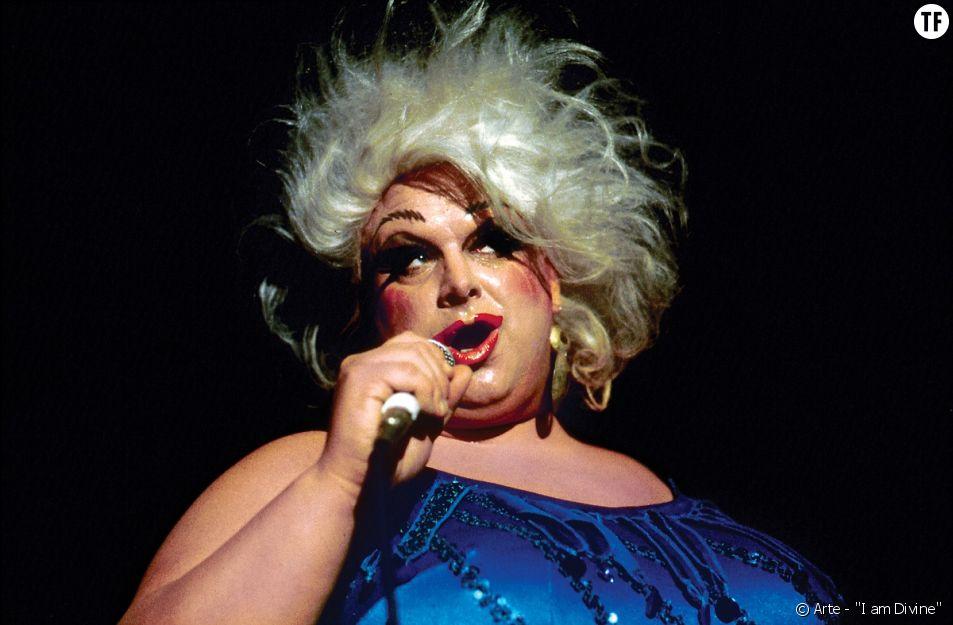 """""""I am Divine"""", le docu génial sur la drag queen la plus iconique et trash à rattraper sur Arte [Photo : Arte]"""