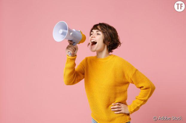 """Oui, les femmes ont le droit d'être """"bruyantes"""""""