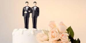 Le premier mariage gay date de... 1993