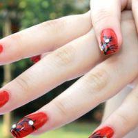 nail art des tutoriels faciles pour avoir des ongles. Black Bedroom Furniture Sets. Home Design Ideas