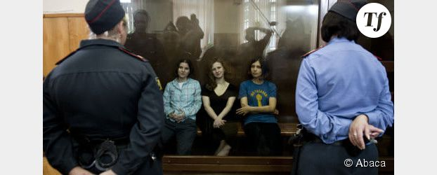 """Les Pussy Riot demandent à la CEDH de statuer sur leur procès """"humiliant"""""""
