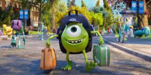 Monstres Academy : bande annonce du prochain Pixar - Vidéo