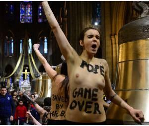 Femen : sont-elles allées trop loin en manifestant dans Notre-Dame de Paris ?