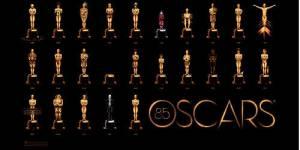 Oscars 2013 : l'affiche officielle célèbre les films récompensés en déguisant la statuette dorée