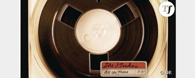 « All the Time » : écoutez le nouveau single des Strokes