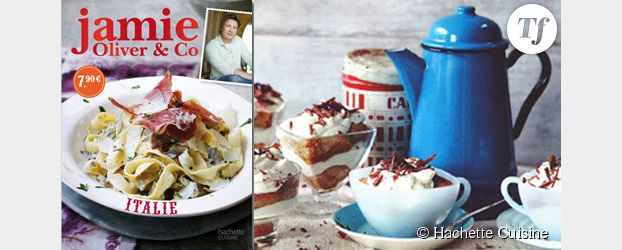 Tiramisu Cake Recipe Jamie Oliver: Recette Tiramisu Jamie Oliver