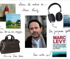 Dans la valise de Marc Levy pour une virée à New York
