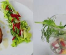 Recettes du tartare de sardine et du soufflé de poule au pot, façon Top Chef