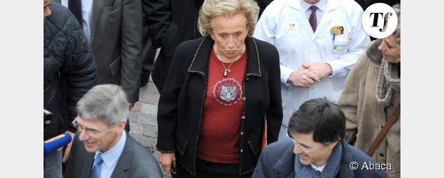 Bernadette Chirac veut un retour de Nicolas Sarkozy en politique