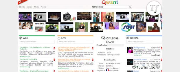 Qui est Qwant, le petit français qui veut concurrencer Google ?