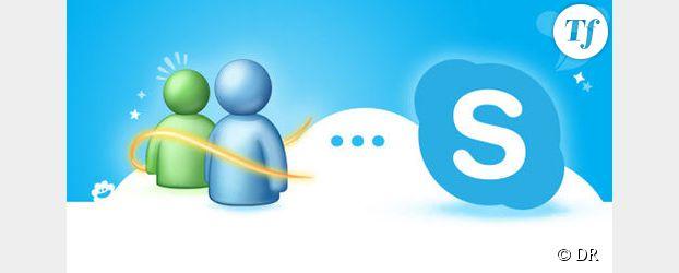 Fermeture MSN : comment transférer son compte vers Skype et garder ses contacts ?