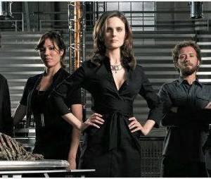 Bones : Emily Deschanel  et David Boreanaz de retour en DVD