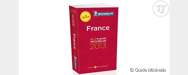 Guide Michelin 2013 : le palmarès des nouveaux étoilés