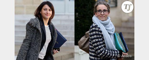 Cécile Duflot et Delphine Batho en guerre contre l'austérité