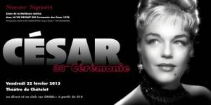 César 2013 : cérémonie et gagnants en direct live streaming sur Internet