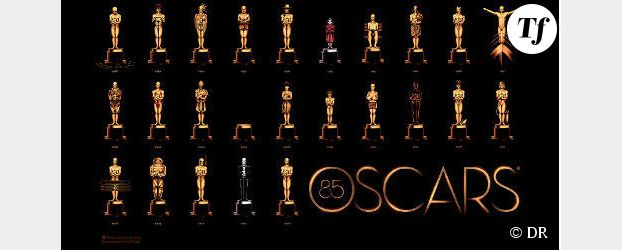 Oscars 2013 : cérémonie et gagnants en direct live streaming et replay sur Internet