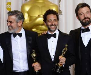 """Résultats Oscars 2013 : """"Argo"""", Daniel Day-Lewis et Jennifer Lawrence primés"""